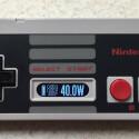 Echte Geeks am Werk: Die Firma Litt Up Custom Mods verkauft diesen Akkuträger für E-Zigaretten im NES-Look.
