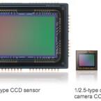 CCD-Sensoren von Sony.