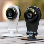 Dropcam bietet Überwachungskameras und Cloud-Speicher.