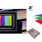 Der Foveon X3-Sensor im Überblick. Durch die besondere Bauform kann bei dem Sensor auf einen AA-Filter verzichtet werden.