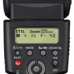 Systemblitze wie beispielsweise der Canon 430EX bieten zahlreiche Einstellmöglichkeiten und ermöglichen die gezielte Ausrichtung des Blitzlichtes unabhängig vom Kameraobjektiv.