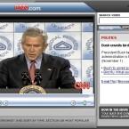 Bei CNN können Internetnutzer zwar keinen Live-Stream verfolgen, aber dafür bietet der US-Nachrichtensender ein umfangreiches Video-Archiv. Dank einer gelungenen Suchfunktion sind Videos aus bestimmten Bereichen leicht zu finden.