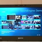 Der eigens entwickelte SpursEngine, ein Co-Prozessor mit Playstation-Wurzeln, ist noch zu weit mehr als nur der Gestenerkennung im Stande.