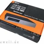 Trekstors Gutschein-Aktion: Bis zum 31.12.2008 gibt es noch eine 160-GB-Festplatte dazu.