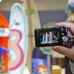 Der Trend geht in Richtung Breitbild-Displays. Immer mehr Hersteller statten ihre Kameras mit breiten Formaten aus.