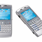 Smartphone mit Windows Mobil
