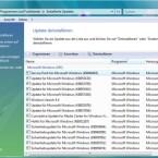 In der Systemsteuerung lässt sich die Beta-Version des Vista SP2 wieder löschen.