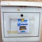 Der Büro-Briefkasten: Eine Familie - vier Firmen
