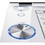 Einen großen Beitrag zum happigen Mindestpreis von unverbindlichen 3.299 Euro leistet das teure HD DVD-Laufwerk - eine Variante mit günstigerem DVD-Laufwerk fehlt noch im Toshiba-Portfolio.