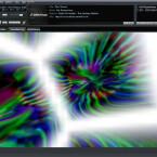 Mit Milkdrop 2 ist auch ein neues Visualisierungs-Plugin an Bord