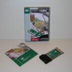 Die UMTS Notebook Card II samt CD und Verpackung.