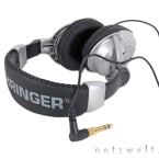 Will man sich bei der Aufnahme über den Kopfhörer hören, muss er ans Mischpult angeschlossen werden.