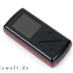Nicht der kleinste MP3-Player, dafür ein echter Dauerläufer. Der Cowon iAudio 7 spielt knapp 60 Stunden lang Musik ab.