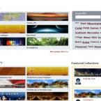 Wer sich einen kostenlosen Account bei 360desktop einrichtet, kann aus bestehenden Fotos eigene Rundum-Wallpaper erzeugen.