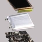In den kleinen Geräten stecken 20-Megahertz-Prozessoren und OLED-Displays.
