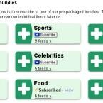 Googles runderneuerter RSS-Feed-Reader