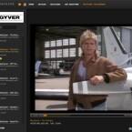 Wer von Nostalgie gepackt wird, findet im Adobe Media Player mit Serien wie MacGyver und Star Trek unterhaltsames Filmfutter.