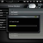 Mit MediaPortal können CDs direkt auf die Festplatte ausgelesen werden