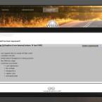 Unter vystal.de.vu gibt es regelmäßig Infos vom Entwickler.