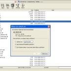 Genial: Sie können noch vor dem Download des Archivs auswählen, welche Dateien Sie speichern möchten.