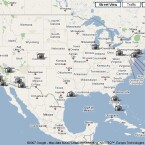 Alle amerikanischen Städte mit Street View.