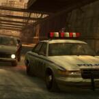 Verfolgungsjagd in einem gestohlenem Polizeiauto.
