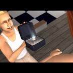 Screenshot: Die Sims 2