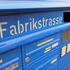 Fabrikstraße - hier traf WISO den Probenbutler