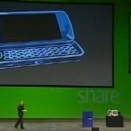Das N97 soll in der ersten Jahreshälfte 2009 auf den Markt kommen.