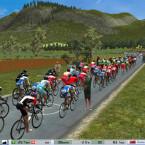 Radsport Manager Pro 2007 ist eines der wenigen Computerspiele, die heutzutage noch auf einer einzigen CD-ROM Platz finden. Im Allgemeinen ein Indiz dafür, dass die verwendete Grafik nicht mit verschwenderischen Texturen ausgestattet ist.