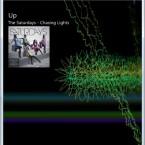 Wer mit dem WMP 12 Musik abspielt, erhält im Videofenster das CD-Cover sowie verschiedene Visualisierungen.