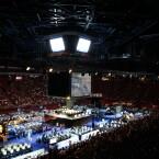 Ring frei für die Weltmeisterschaft: ESWC im Palais Omnisports de Paris-Bercy. Fassungsvermögen: 17.000 Zuschauer