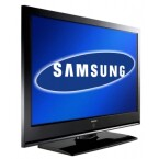Mit dem Plasma-TV PS-63P76FD legt Samsung gegenüber dem ausladendsten Hitachi-Modell noch einmal drei Zoll drauf, was die Bildschirmdiagonale auf satte 160 Zentimeter streckt. Das hat allerdings einen hohen Preis - happige 9.999 Euro.