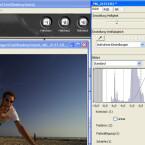 ...eine unterbelichtete Aufnahme erstellt. Die HDR-Software bastelt daraus ein Foto zusammen, dass deutlich weniger Störungen aufweist, als das Verfahren mit nur einer JPEG-Datei. Allerdings nehmen auch bei der RAW-Datei Störungen stark zu, wenn hohe ISO-Empfindlichkeiten fotografiert werden.
