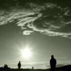 Sonnenuntergang - Eines der beliebtesten Motive überhaupt