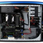 Das Kabelmanagement hat eine positive Erwähnung verdient. Auch SLI-Freunde oder TV-Karten-Fans finden im Gehäuse ausreichend Platz zum Aufrüsten.