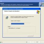 Jetzt sorgt nLite dafür, dass das SP3 in die Installationsdateien von Windows XP integriert werden - Slipstreaming nennt sich dieser Vorgang.