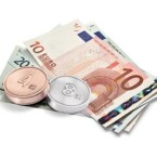 Bezahlt werden kann mit den Münzen nicht.