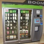 So sieht der iPod-Automat aus