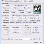 Schneller als ein FX-60: Übertakteter AMD Athlon 64 X2