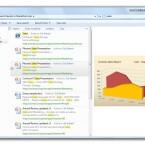 Die Ansicht und Suche von Dateien wird in Windows 7 optimiert.