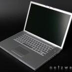 MacBook Pro in seiner ganzen Pracht.