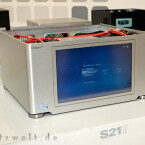 Das S21T von OrigenAE ist das derzeit wahrscheinlich exklusivste HTPC-Gehäuse. Seine Besonderheit: ....