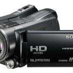 Dieser Full-HD-Camcorder besitzt eine CMOS-Sensor speichert Videos mit einer Auflösung von 1.920 x 1.080 Pixeln auf seiner 60 Gigabyte großen Festplatte.