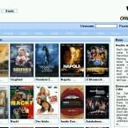 Die One4movie-Homepage: Die größte Besonderheit am Videodienst ist das Filmabo- Für 9,95 Euro können Internetnutzer mehr als 500 Videos unbegrenzt anschauen.