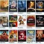 Die Auswahl der Film ist aber nur wenig attraktiv, wie ein Blick auf die Movie-Charts beweist.