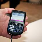 Smartphone mit 1,3 Megapixel-Kamera