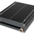 HDM L-Pro Festplatten-Gehäuse: Diese geschlossene Box nimmt die Festplatte auf, entkoppelt und kühlt sie. Kostenpunkt: 69 Euro.