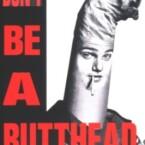 Ein Poster gegen Raucher.