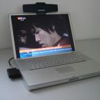 Fertig ausgerüstetes PowerBook